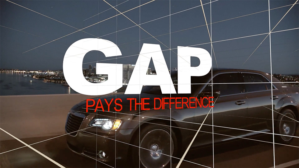 GAP Vehicle Insurance Coverage