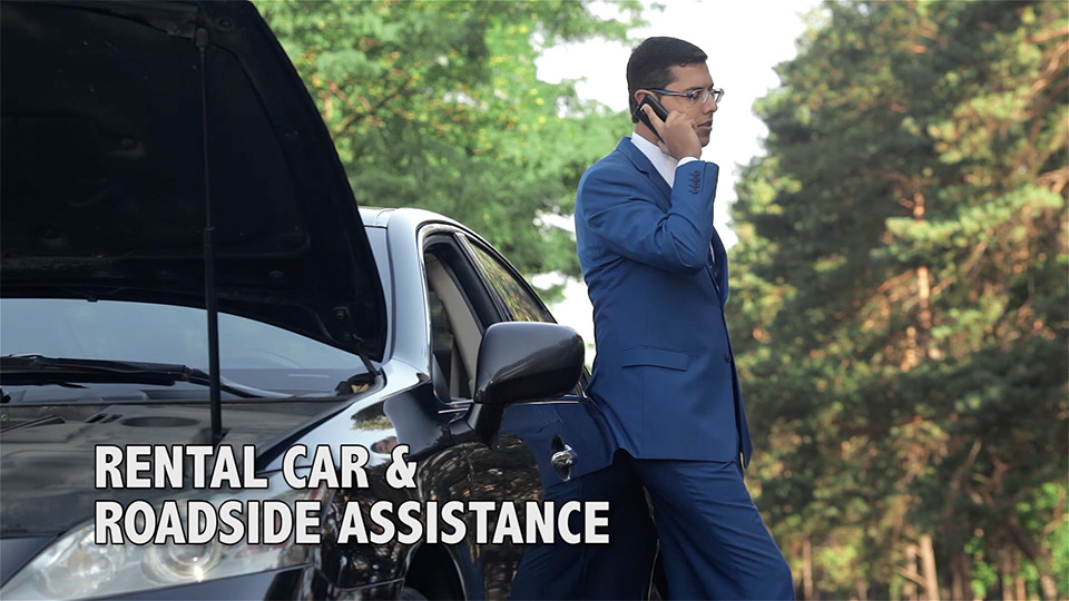 Rental Car and Roadside Assistance Plans